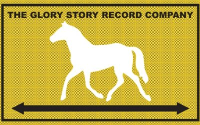 The Glory Story Record Company Logo The Horse
